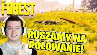 THE FOREST MULTI #04 - RUSZAMY NA POLOWANIE! | VERTEZ