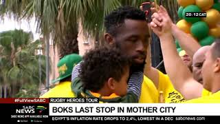 RWC Trophy tour | Smaller trophy visits planned: SA Rugby Union