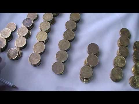 Хотите найти редкие 10 рублей 2009-2016? Частота встречаемости. Цены. Браки.
