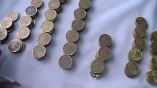 Хотите найти редкие 10 рублей 2009-2016? Частота встречаемости. Цены. Браки.(, 2016-12-16T21:53:09.000Z)