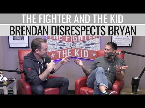 Brendan Disrespects Bryan About Clint Eastwood