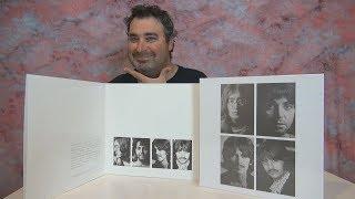 The Beatles WHITE ALBUM 4 LP VINYL Deluxe Anniversary Edition Unboxing !!!