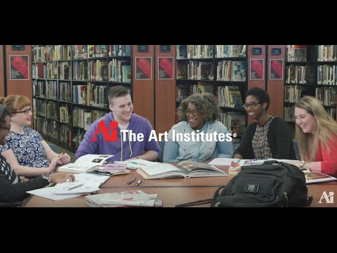 Is Art School Easy? l Student Life I The Art Institutes