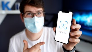 Face ID mit Maske: So gehts! (Apple Watch Unlock)