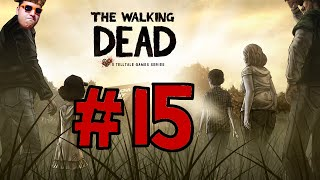 ISIRIK! | The Walking Dead Sezon 1 Bölüm 15