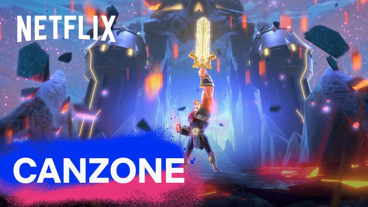 """""""A me il potereeeee!!"""" 🎶   La sigla di He-Man   Netflix Futures"""