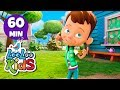 Head Shoulders Knees And Toes THE BEST Songs For Children LooLoo Kids mp3
