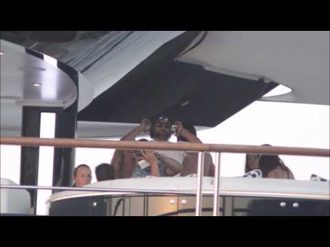 Private Party on Solandge Luxury Super Yacht