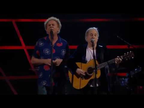 Simon & Garfunkel - The Sound Of Silence | The Boxer | Bridge Over Troubled Water (HD) (LIVE)