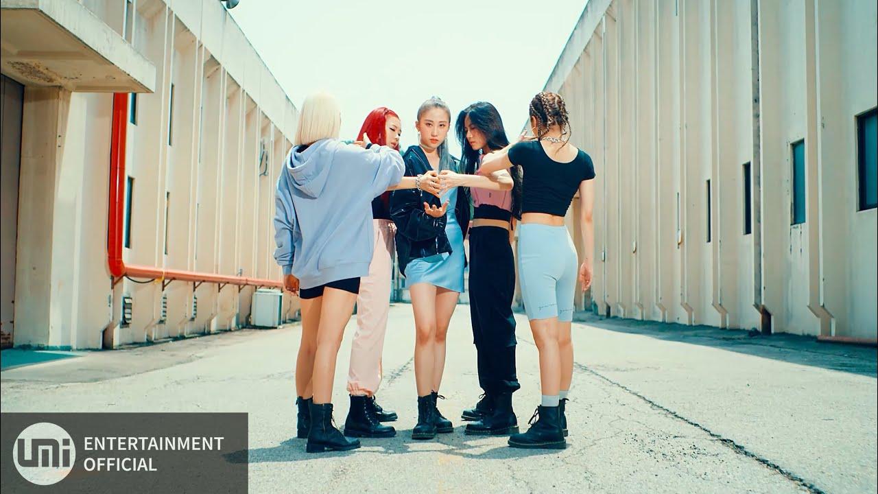 PRECIOUS (프레셔스) 'BEBE(놀라도 돼)' Official Music Video