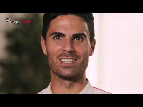 Mikel Arteta 'I could have played for England!' | Arsenal Albums