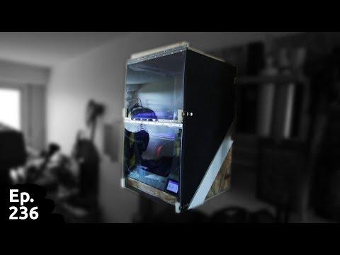 Fabrication d'un caisson étanche pour mon imprimante 3D (Sigma R17) 2/2 - Ep236