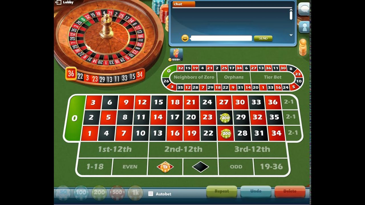 Our Roulette: Play Roulette for Free Online - YouTube