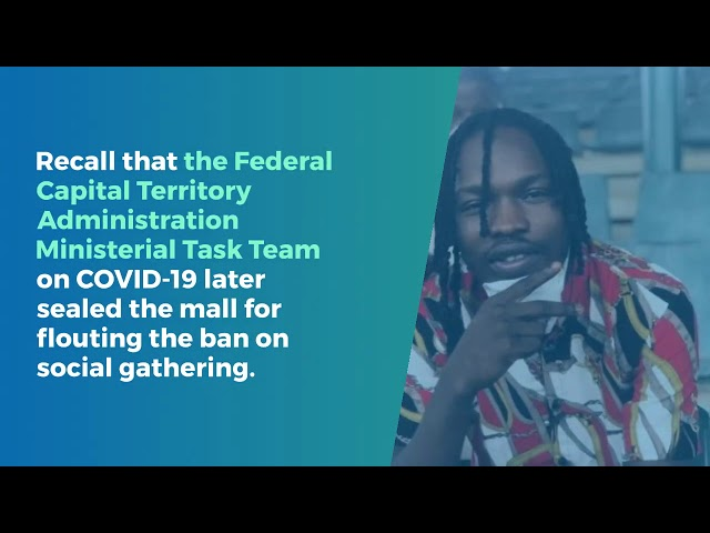 Naira Marley Arraigns Before Mobile Court Over Abuja Concert