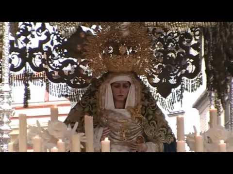 """Virgen de Consolacion hdad. de la sed en la """"cuesta del bacalao"""".mpeg"""