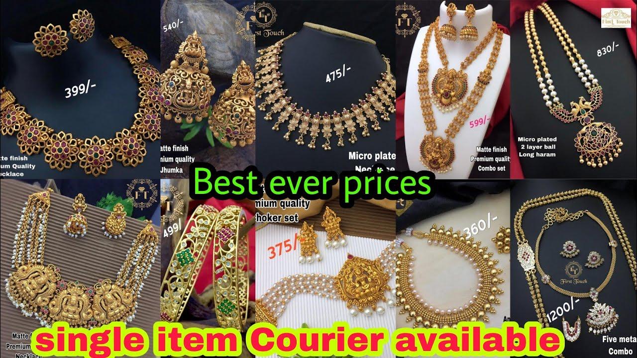 Resellers Special|తక్కువ ధరల్లోనే దొరికే ఈ jewellary అసలు మిస్ కావదు|సింగల్ కుడా కొనొచ్హు|BSmart