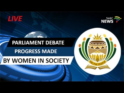 Parliament debate the progress made by women in society Part 2