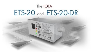 Enhanced Emergency Lighting Control and Energy Savings with the IOTA ETS-20 and ETS-20-DR