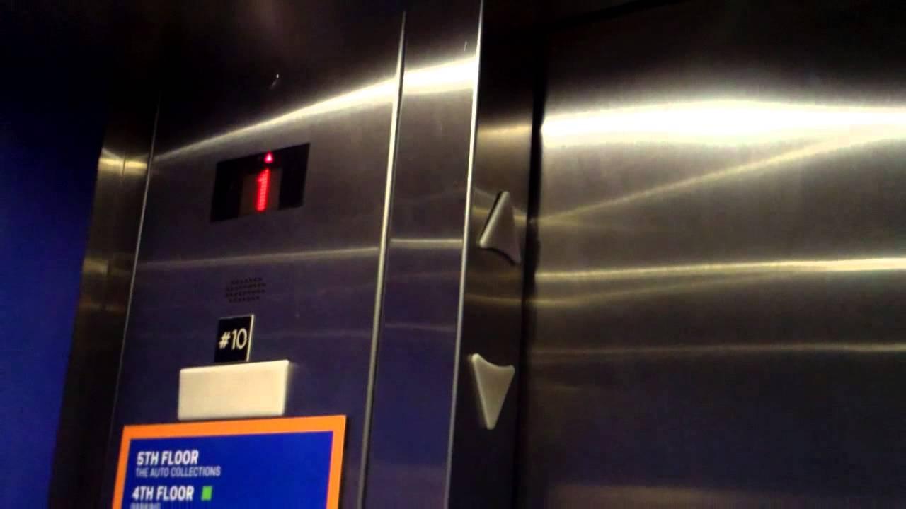 KONE Ecospace Traction Elevator at the LINQ Hotel & Casino Garage, Las  Vegas, NV