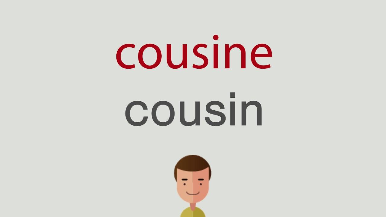 Cousin Englisch