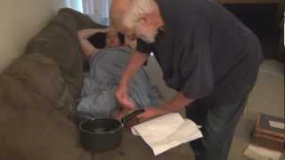 Angry Grandpa Takes Care Of Pickleboy