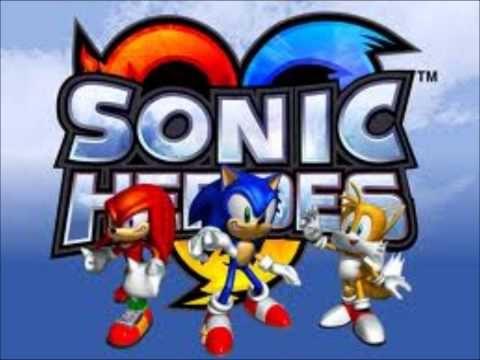 Sonic Heroes ~ Casino Park Remix ~ Original and Beta Remixed