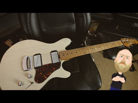 Music Man James Valentine Model - Demo