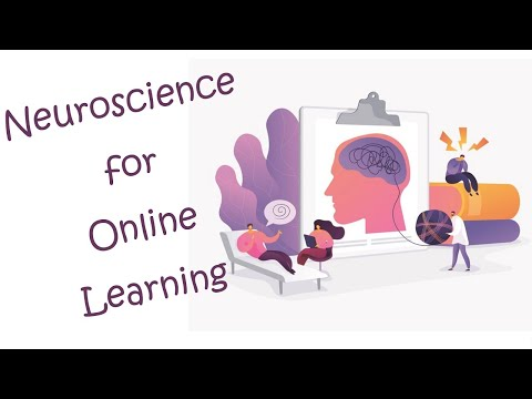 Neuroscience for Online Learning