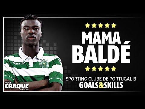 MAMA BALDÉ ● Sporting CP B ● Goals & Skills