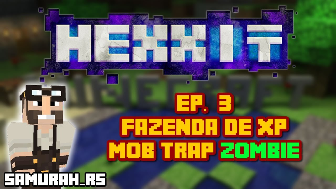 how to make a mob trap in minecraft ps3