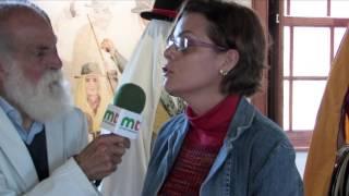 Con el Templete a rastro - Exposición Atavíos y concurso de Artesanía - T06x09