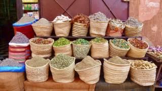 Marrakech e piazza jemaa-el-fna-street-food