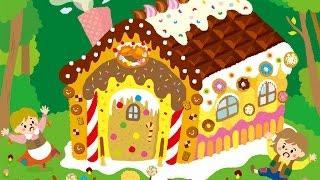 【絵本】 ヘンゼルとグレーテル 【読み聞かせ】世界の童話 バージョン2
