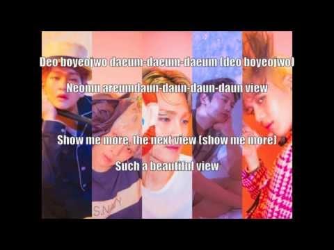 SHINee View lyrics