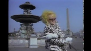 Cyndi Lauper - Live In Paris 1987 - Full Concert - HD