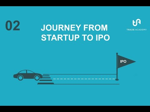 02 Intro To Stocks - Journey From Startup To IPO
