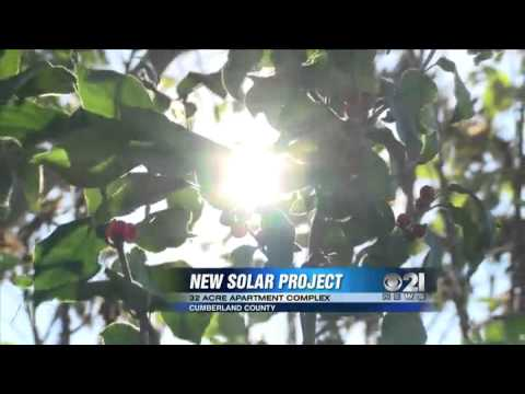 Sustainable energy apartments coming to Cumberland Co.