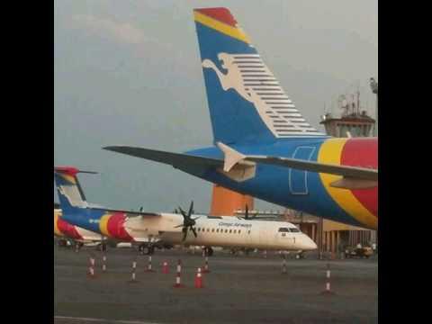 Kinshasa Aeroport de N'djili