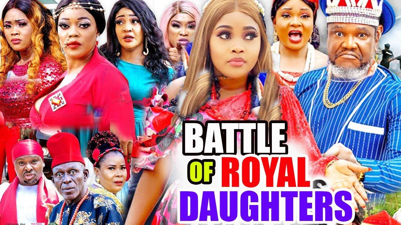 Download Battle Of Royal Daughters Part 1&2 UGEZU J. UGEZU EVE ESIN CHIOMA LATEST NIGERIAN MOVIE  NOLLYWOOD