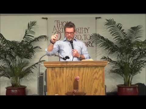 The Gospel According to Mark Part 23