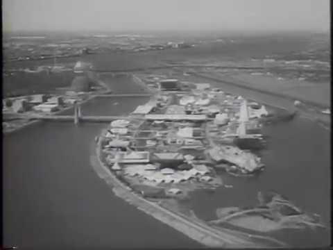 The Montreal Worlds Fair Expo 67