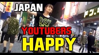 Pharrell Williams - Happy (Happy New Year: We Are Japan YouTubers!)
