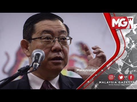 """TERKINI : MCA! """"Sila Pulangkan Balik Wang 1MDB!"""" - Lim Guan Eng"""