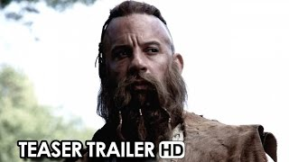 The Last Witch Hunter Teaser Trailer Ufficiale V.O. (2015) - Vin Diesel HD