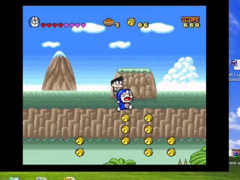 PC Engine - Doraemon Nobita no Dorabian Nights (J) Intro   FunnyCat.TV