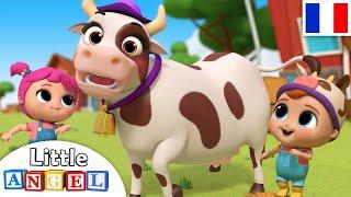 Lola La Vache - Comptines pour Bébé | Little Angel Français
