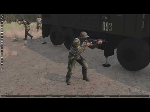 The Definition of Insanity: Arma 3 Zeus Realism Ops