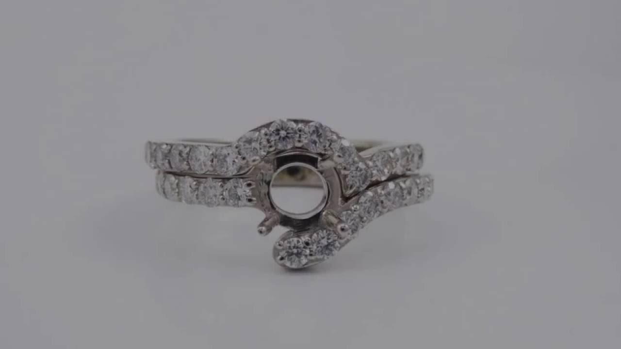 Monique's 25th Wedding Anniversary Ring