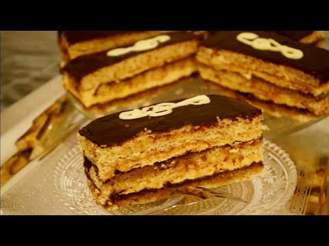 recette-gâteau-opéra-/-طريقة-عمل-كيكة-الاوبرا-اللذيذة-جدا-خطوة-بخطوة💕