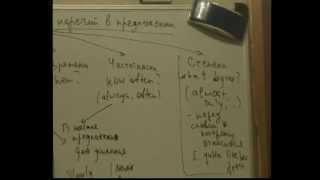 Урок английского. Место наречия в предложении.avi